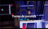 TURNO DE PALABRA